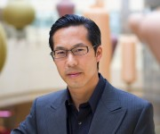 Curator Lance Fung
