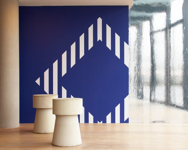 Wall Drawings, UK, Installation View
